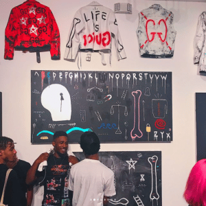 GucciGhost x Milk Gallery 13