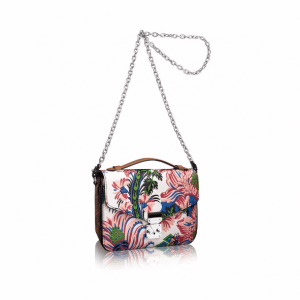 Louis Vuitton Multicolor Floral/Monogram Canvas Pochette Métis Mini Bag