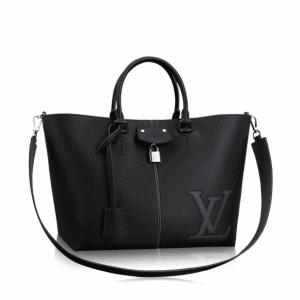 Louis Vuitton Noir Pernelle Bag
