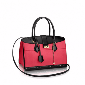 Louis Vuitton Rouge Cour Marly MM Bag