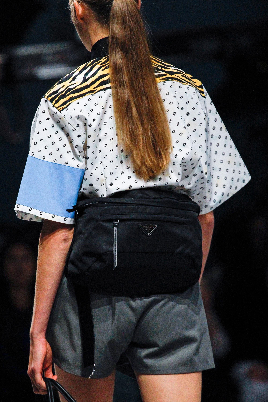 e5620742cc08 Prada Spring/Summer 2018 Runway Bag Collection | Spotted Fashion