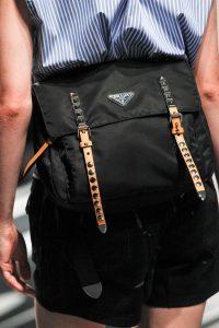 Prada Black Nylon Belt Bag - Spring 2018