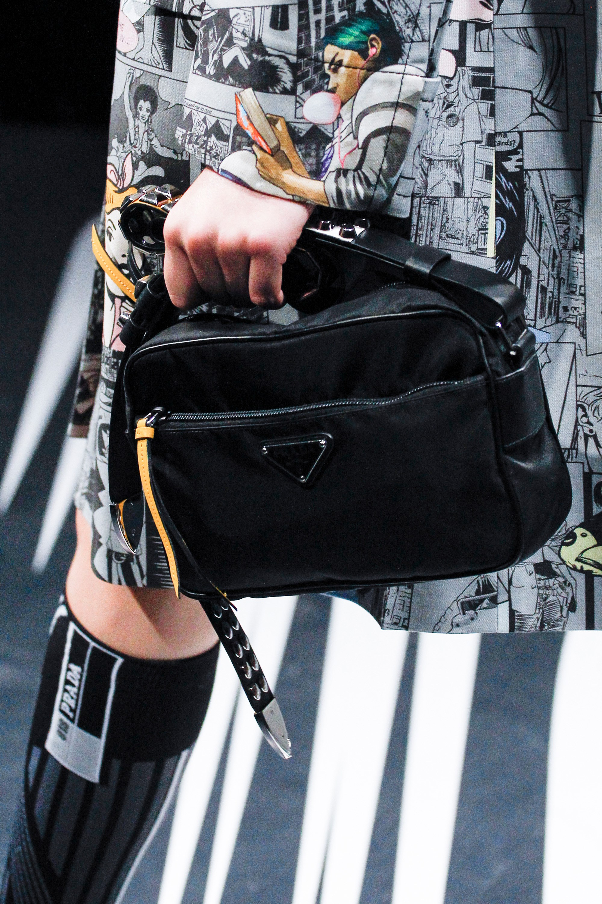 Prada Spring Summer 2018 Runway Bag Collection Spotted