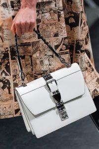 Prada White Flap Bag 3 - Spring 2018