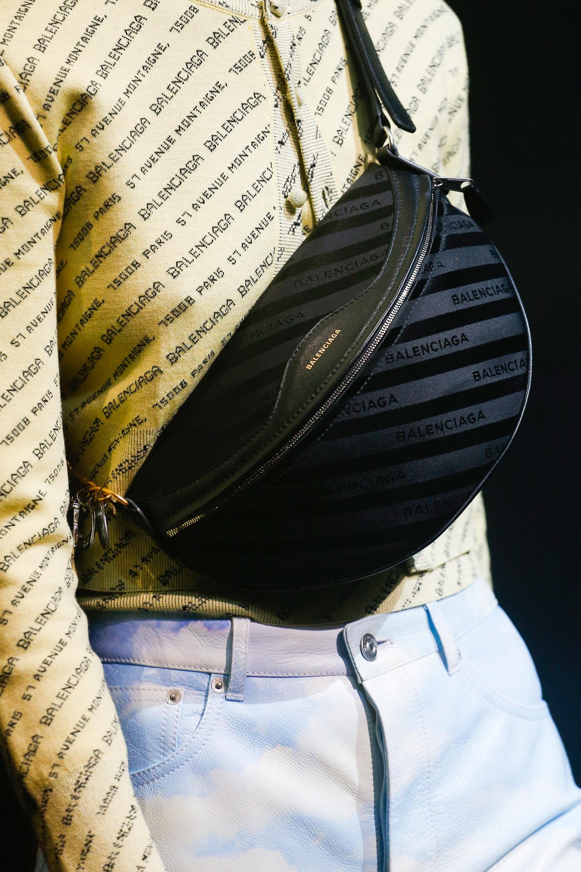 0f9dc5fd69ac Balenciaga Spring Summer 2018 Runway Bag Collection Spotted Fashion