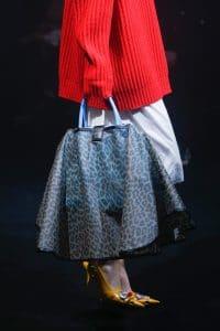 Balenciaga Leopard Print Top Handle Bag 2 - Spring 2018
