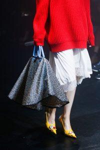 Balenciaga Leopard Print Top Handle Bag - Spring 2018