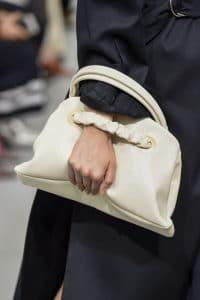 Celine Ivory Top Handle Bag - Spring 2018