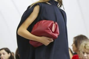 Celine Red Clutch Bag 2 - Spring 2018