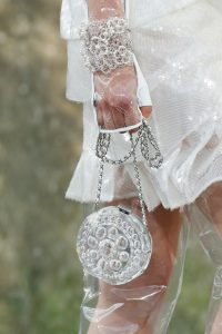 Chanel Transparent Round Minaudiere Bag - Spring 2018