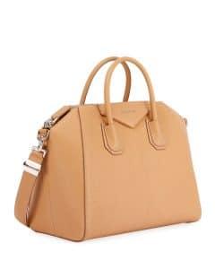 Givenchy Beige Medium Antigona Bag