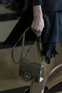 Givenchy Beige Mini Flap Bag - Spring 2018
