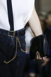 Givenchy Black Clutch Bag - Spring 2018