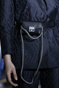 Givenchy Black Mini Belt Bag 2 - Spring 2018