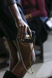 Givenchy Black Mini Flap Bag - Spring 2018