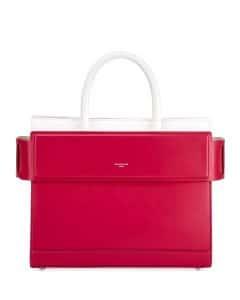 Givenchy Fuchsia Small Horizon Bag