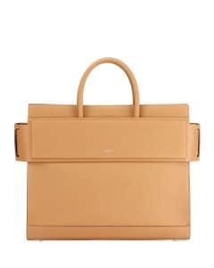 Givenchy Light Beige Medium Horizon Bag