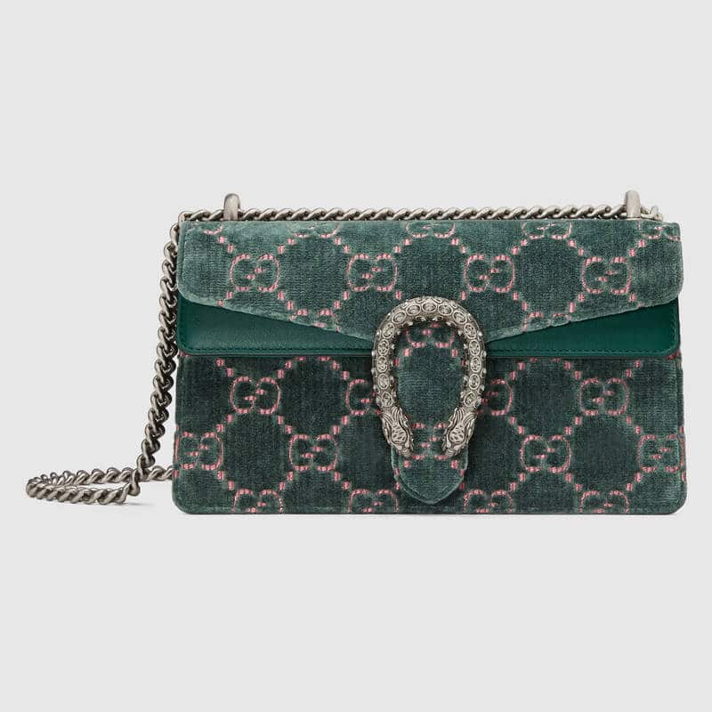 ca9eb7489106 Gucci Cruise 2018 Bag Collection Features The Ophidia Bag | Spotted ...