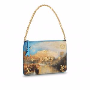 Louis Vuitton Ancient Rome Clutch Bag
