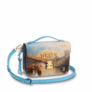 Louis Vuitton Ancient Rome Pochette Metis Bag