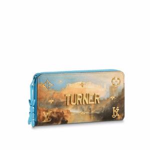 Louis Vuitton Ancient Rome Zippy Wallet