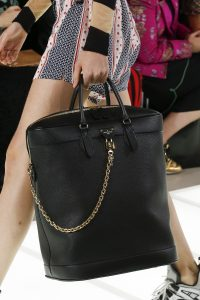 Louis Vuitton Black Large Top Handle Bag - Spring 2018