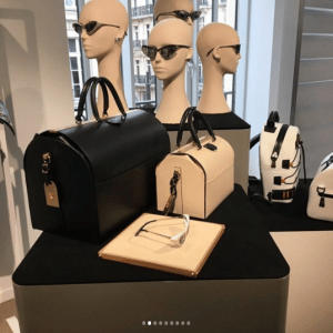 Louis Vuitton Black and Beige Speedy Bags