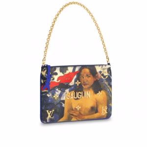 Louis Vuitton Delightful Land Clutch Bag