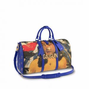 Louis Vuitton Delightful Land Keepall 50 Bag
