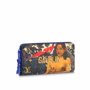 Louis Vuitton Delightful Land Zippy Wallet