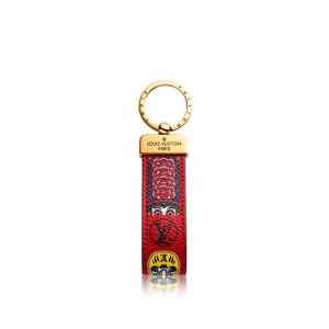 Louis Vuitton Kabuki Dragonne Key Holder