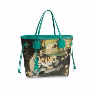 Louis Vuitton Luncheon on The Grass Neverfull MM Bag