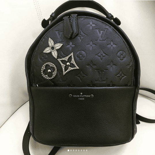 Louis Vuitton Monogram Empreinte Bags With Pins Guide Spotted Fashion