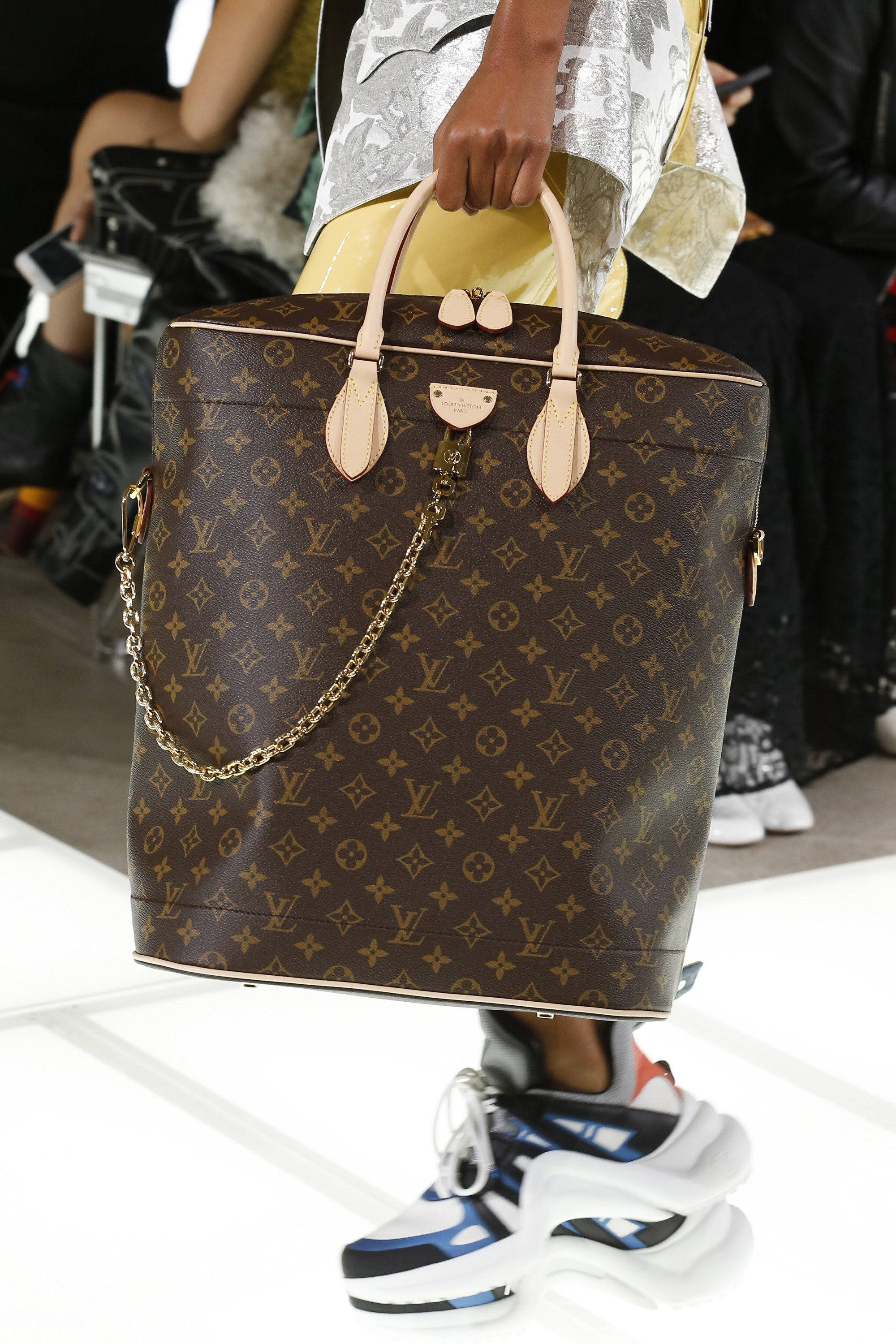 Louis Vuitton Spring Summer 2018 Runway Bag Collection Spotted Fashion