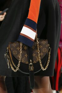 Louis Vuitton Monogram Canvas:Leather Flap Bag - Spring 2018