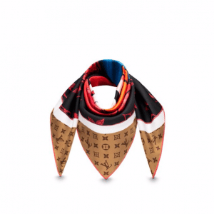 Louis Vuitton Monogram Reverse Kabuki Stickers Square