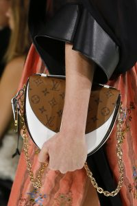 Louis Vuitton Monogram Reverse Saddle Bag - Spring 2018