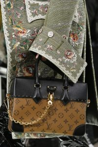 Louis Vuitton Monogram Reverse Top Handle Bag - Spring 2018