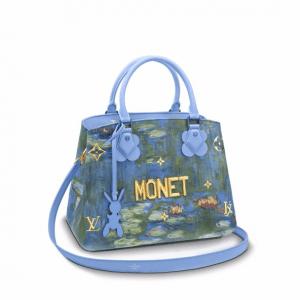 Louis Vuitton Water Lilies Montaigne MM Bag