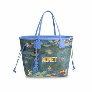 Louis Vuitton Water Lilies Neverfull MM Bag