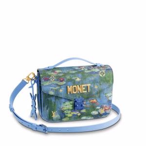 Louis Vuitton Water Lilies Pochette Metis Bag