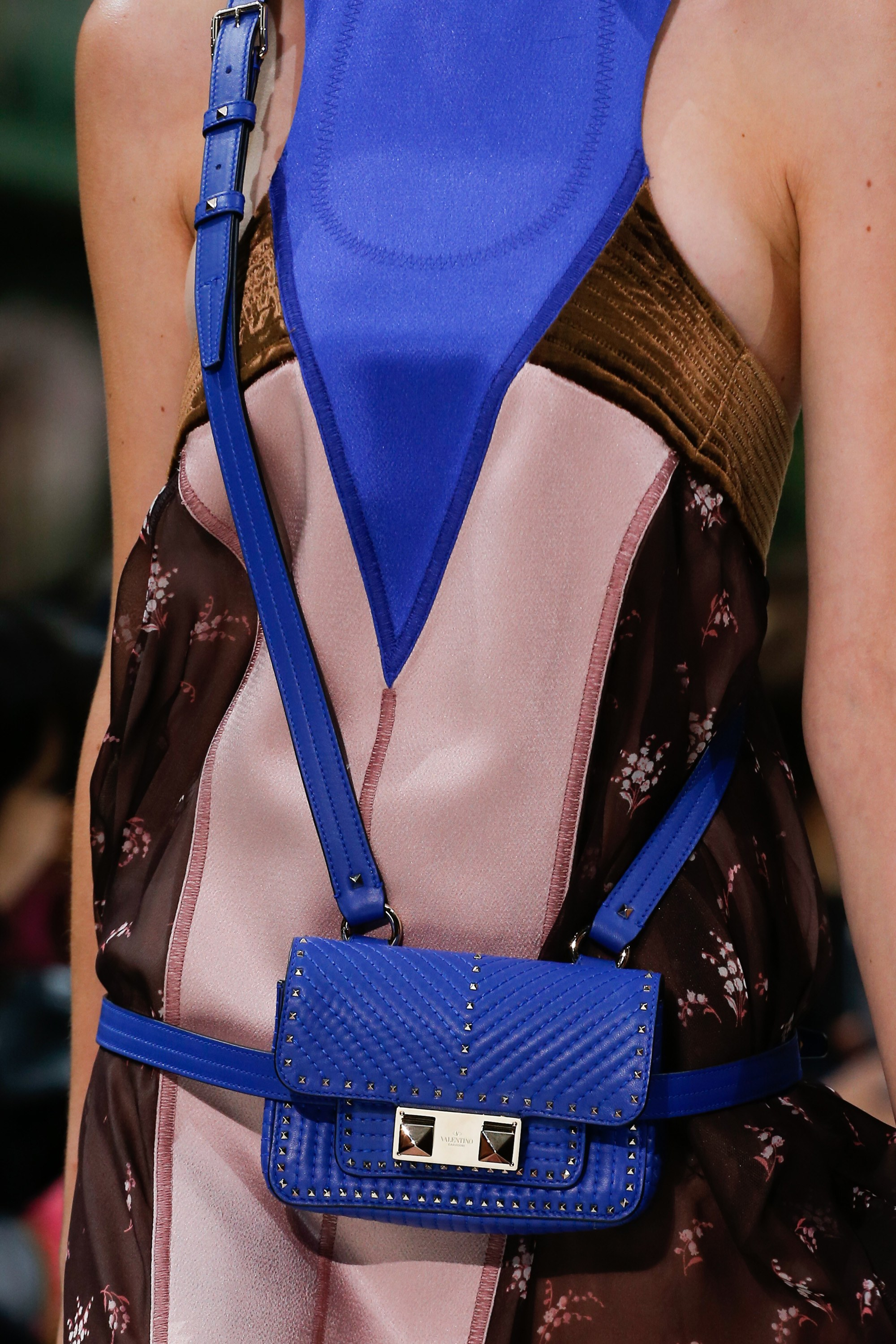 Valentino Spring Summer 2018 Runway Bag Collection