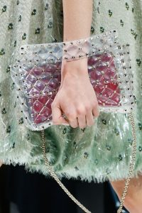 Valentino Transparent Rockstud Spike Bag 2 - Spring 2018