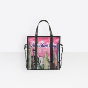 Balenciaga Rose Hortensia Bazar New York Shopper S Bag