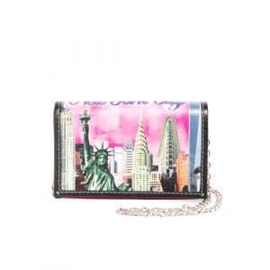 Balenciaga Rose Hortensia Bazar New York Shoulder Bag