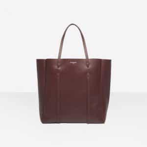Balenciaga Rouge Bordeaux Everyday Tote M Bag