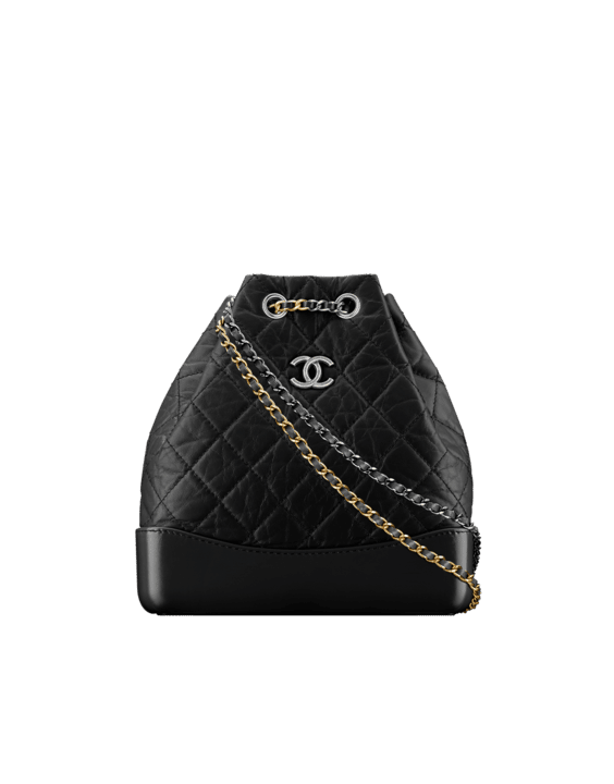 85f17e799909 Chanel Gabrielle Backpack And Purse Reference Guide | Spotted Fashion