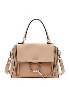 Chloe Blush Faye Small Day Bag