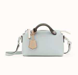 Fendi Gray By The Way Mini Bag