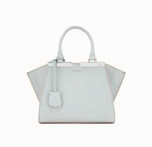 Fendi Gray Mini 3Jours Bag